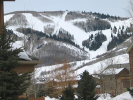 6 view of slopes from condo